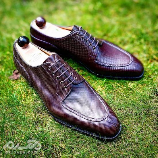 مدل کفش مردانه دامادی 97