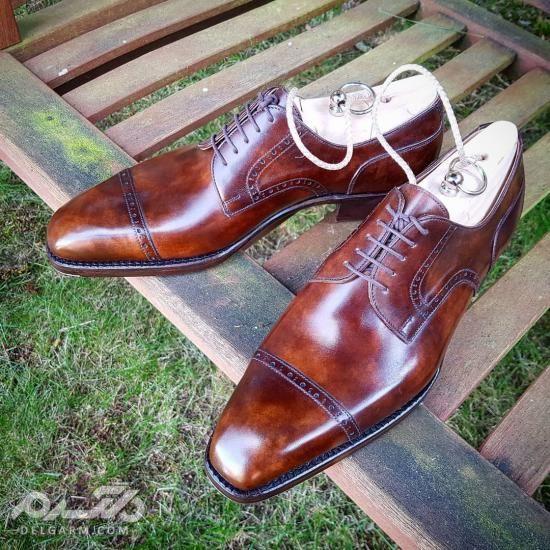 عکس از مدل کفش مردانه دامادی