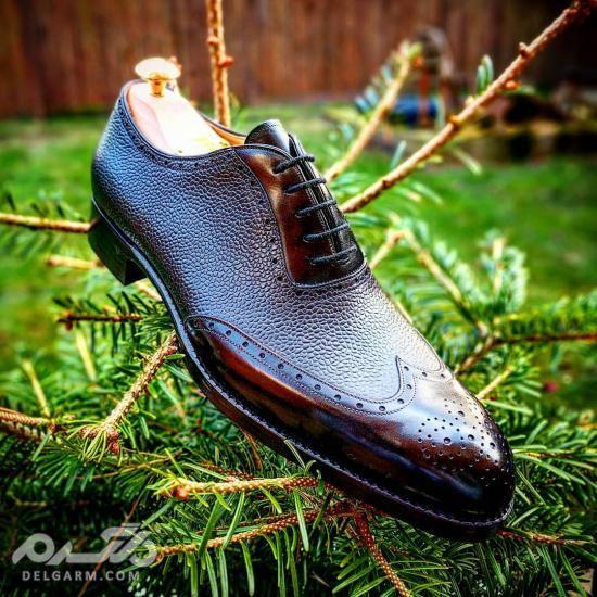 مدل کفش مردانه دامادی