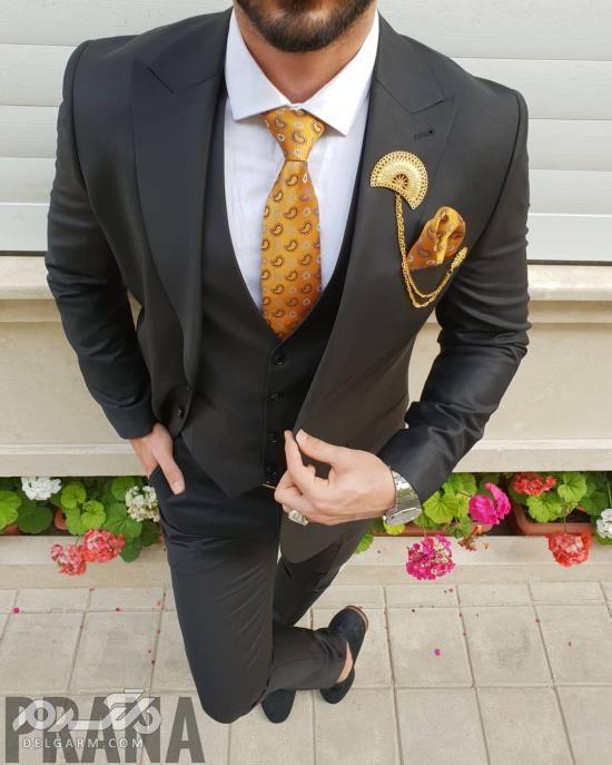 کراوات یا پاپیون برای داماد