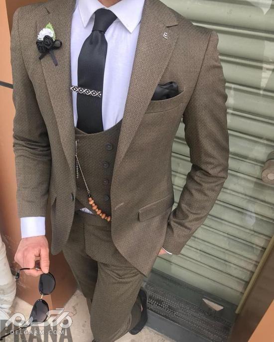 مدل کراوات داماد 97