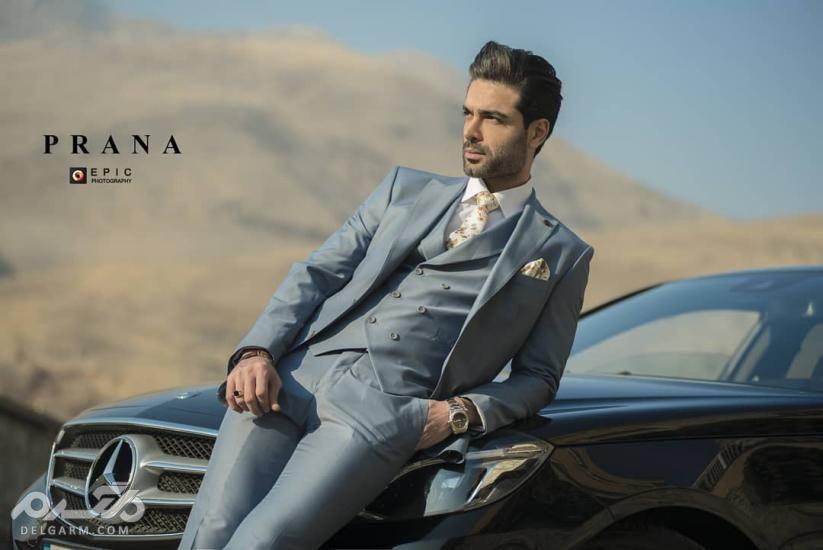 مدل کراوات داماد 2018