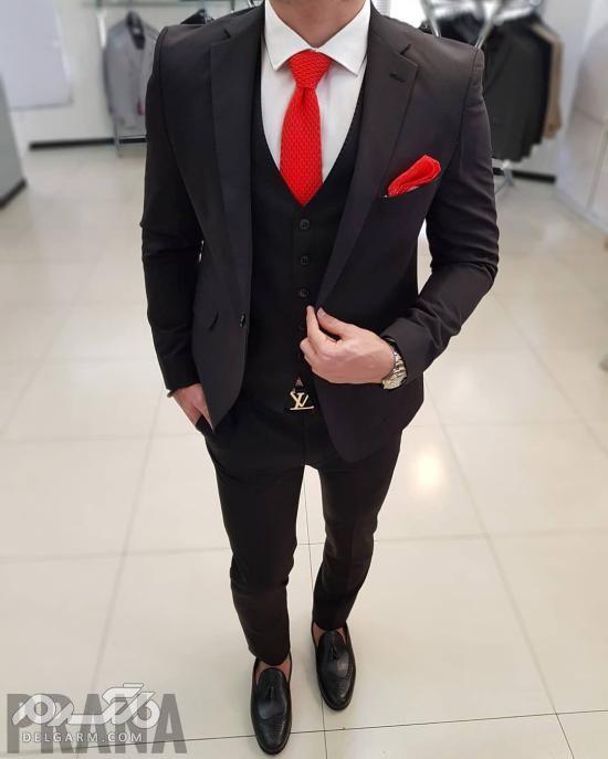 عکس کراوات دامادی