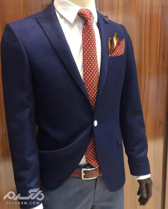کراوات دامادی جدید