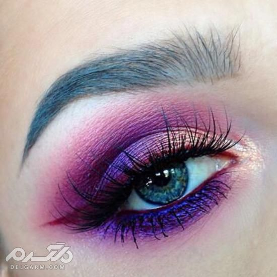 عکس سایه چشم جدید و زیبا مناسب برای مجالس و مهمانی ها سری (4)