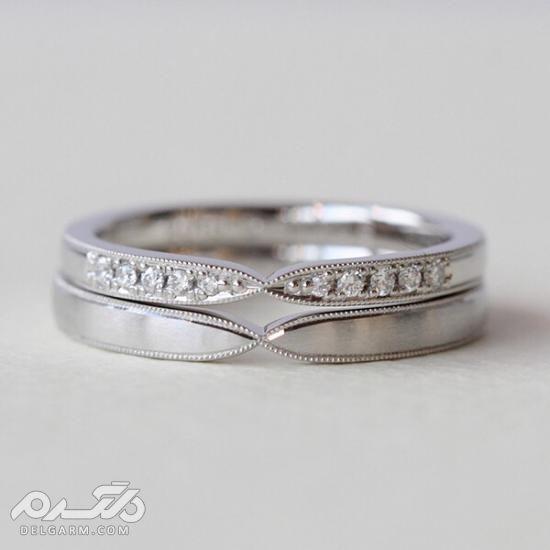 بهترین مدل حلقه ازدواج