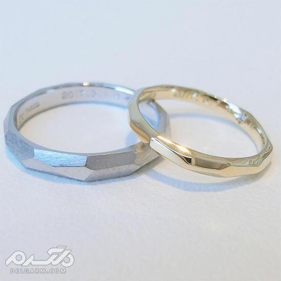 جدیدترین مدل حلقه ازدواج