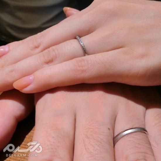 جدیدترین طرح های حلقه ازدواج 201 سری 3
