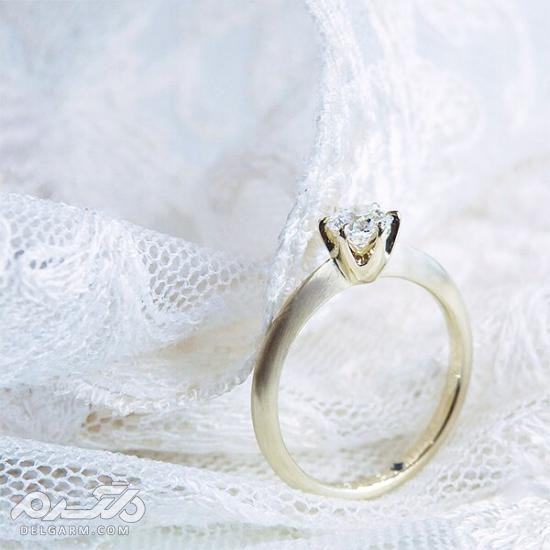 حلقه ازدواج ساده,خرید حلقه نامزدی