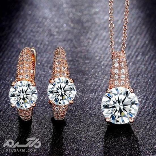 آخرین مدل جواهرات جدید و جذاب برای مهمانی ها - سری سوم