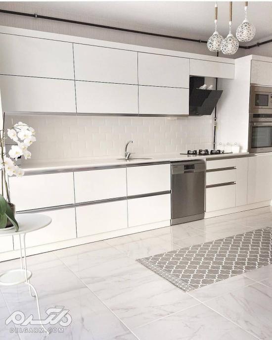 بهترین طراحی دکوراسیون آشپزخانه - سری ششم