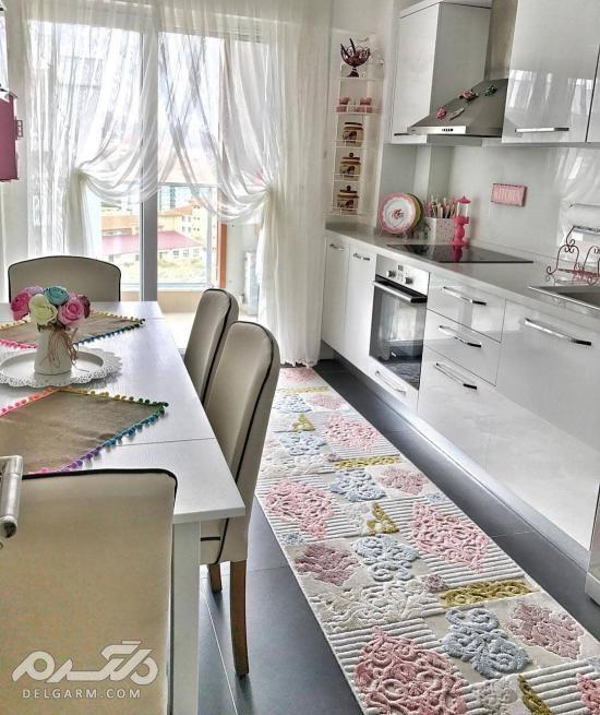 دکوراسیون آشپزخانه ترکیه