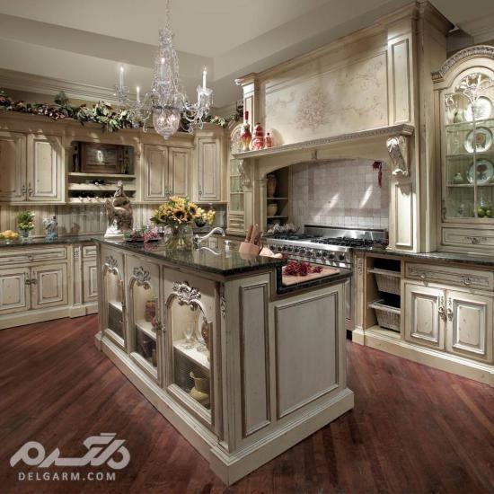 جدیدترین مدل دکوراسیون آشپزخانه عروس - سری پنجم