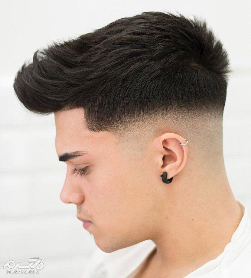 جذاب ترین مدل مو مردانه کوتاه فشن ۲۰۱۸ شیک مد روز دنیا