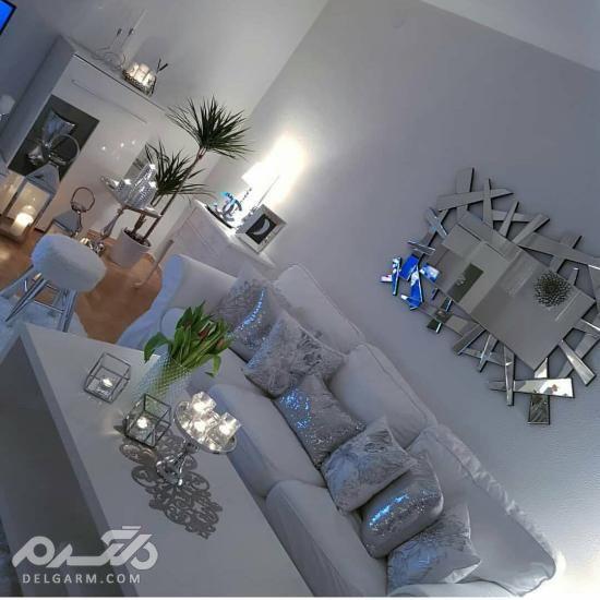 شیک ترین مدل دکوراسیون منزل در اینستاگرام با طرح های فانتزی
