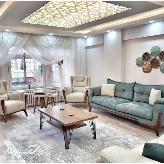 مدل دکوراسیون منزل شیک 2019 در خانه های امروزی