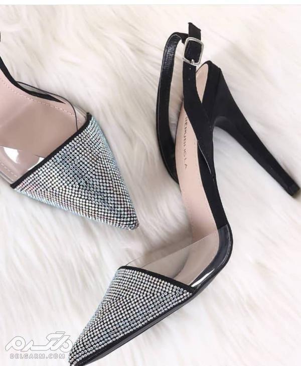 30 مدل کفش مجلسی زنانه و دخترانه 2019 - 98