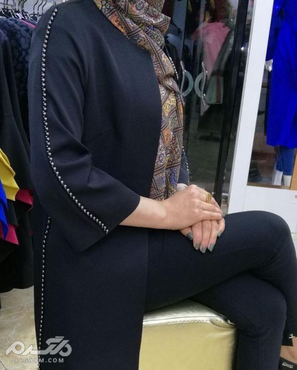جدیدترین مدل مانتو 98 که دختر خانم های مدگرا می پوشند