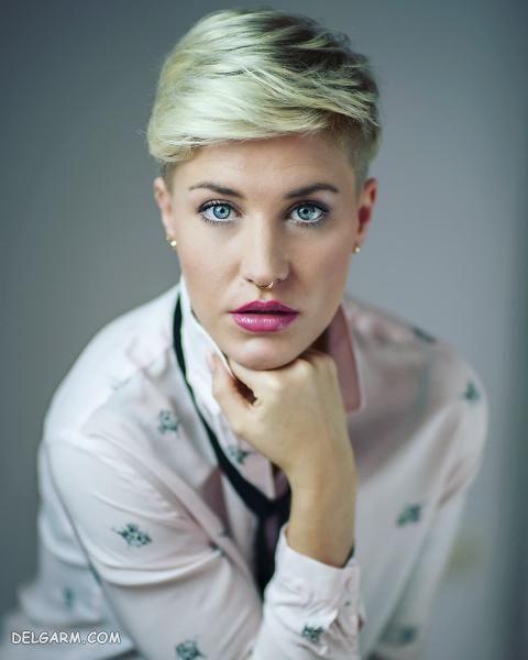 عکس مدل مو لاکچری