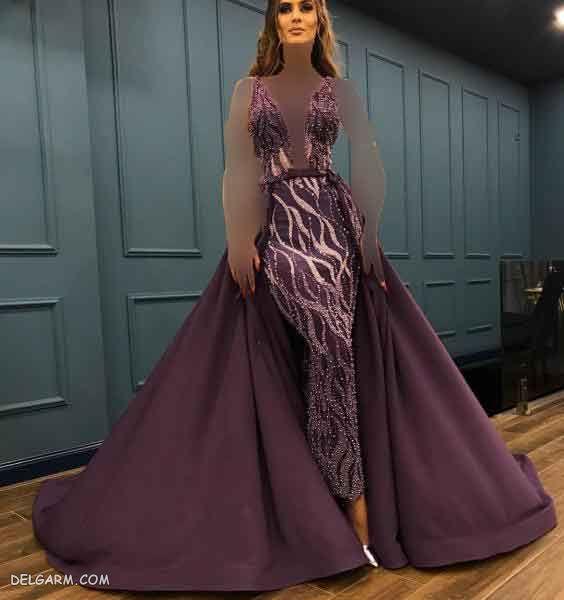 مدل لباس مجلسی شیک - مدل لباس مجلسی دخترانه 1398