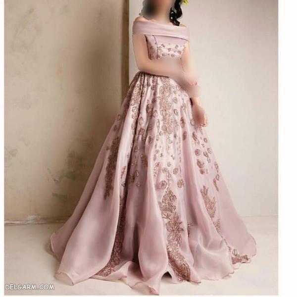 مدل لباس مجلسي ۲۰۲۰ زيبا و دوست داشتني