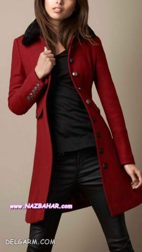 مدل پالتو جدید 2019 - 98 زنانه و دخترانه