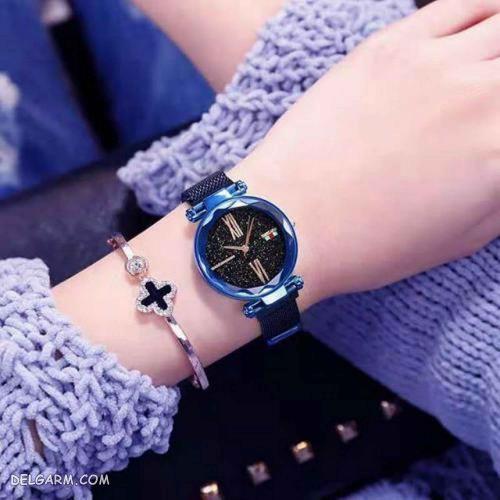 عکس از مدل ساعت دخترانه ۹۸