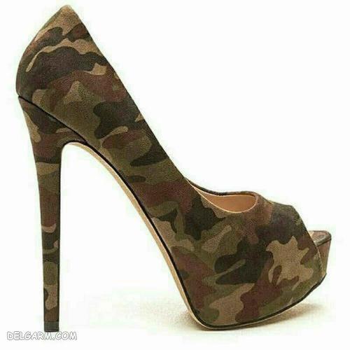 تصاویر کفش مجلسی زنانه
