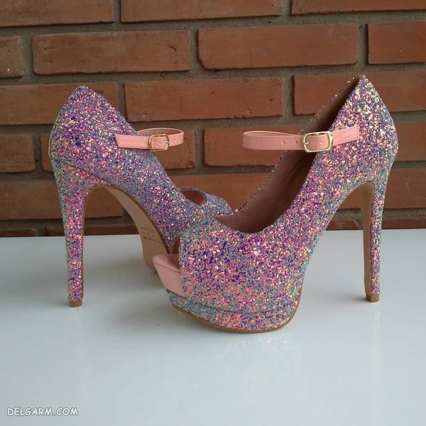 کفش مدل مجلسی دخترانه جدید