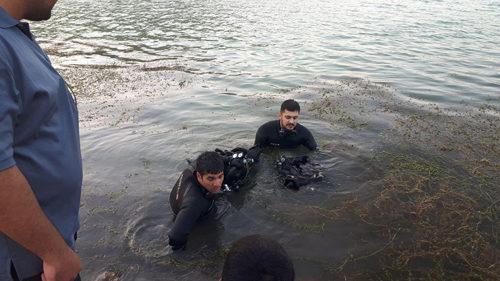 غرق شدن پدر، کیانا و کیارش ، سد کینه ورس