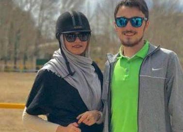 نتیجه امام ، سید احمد خمینی ، اینستاگرام ، عکس خصوصی ، سوارکاری