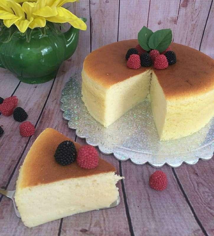 نتیجه تصویری برای چیز کیک در پلوپز