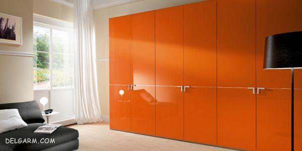 جدیدترین مدلهای کمد دیواری اتاق خواب