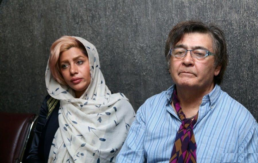 بیوگرافی رضا رویگری و همسرش