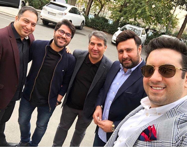 بیوگرافی حامد همایون/ همسر حامد همایون