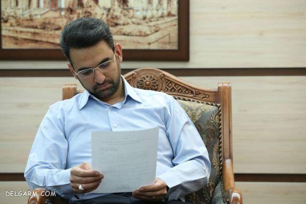 بیوگرافی محمد جواد آذری جهرمی وزیر ارتباطات همسر محمدجواد آذری جهرمی