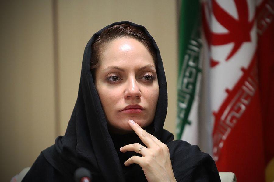 واکنش مهناز افشار به انتشار ویدئوی عقد دختر ۹ ساله