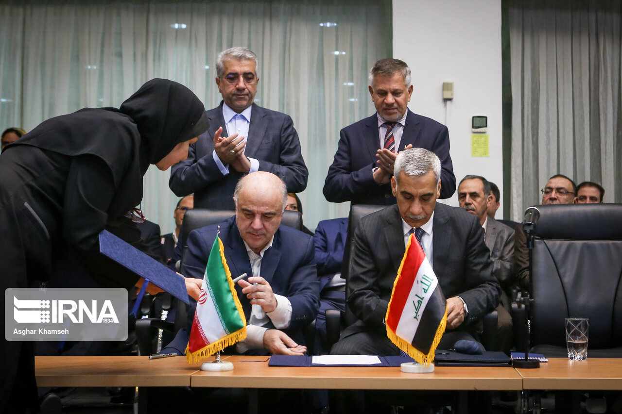 عملیات اتصال شبکه برق ایران و عراق : ۱۱ آبان ۱۳۹۸