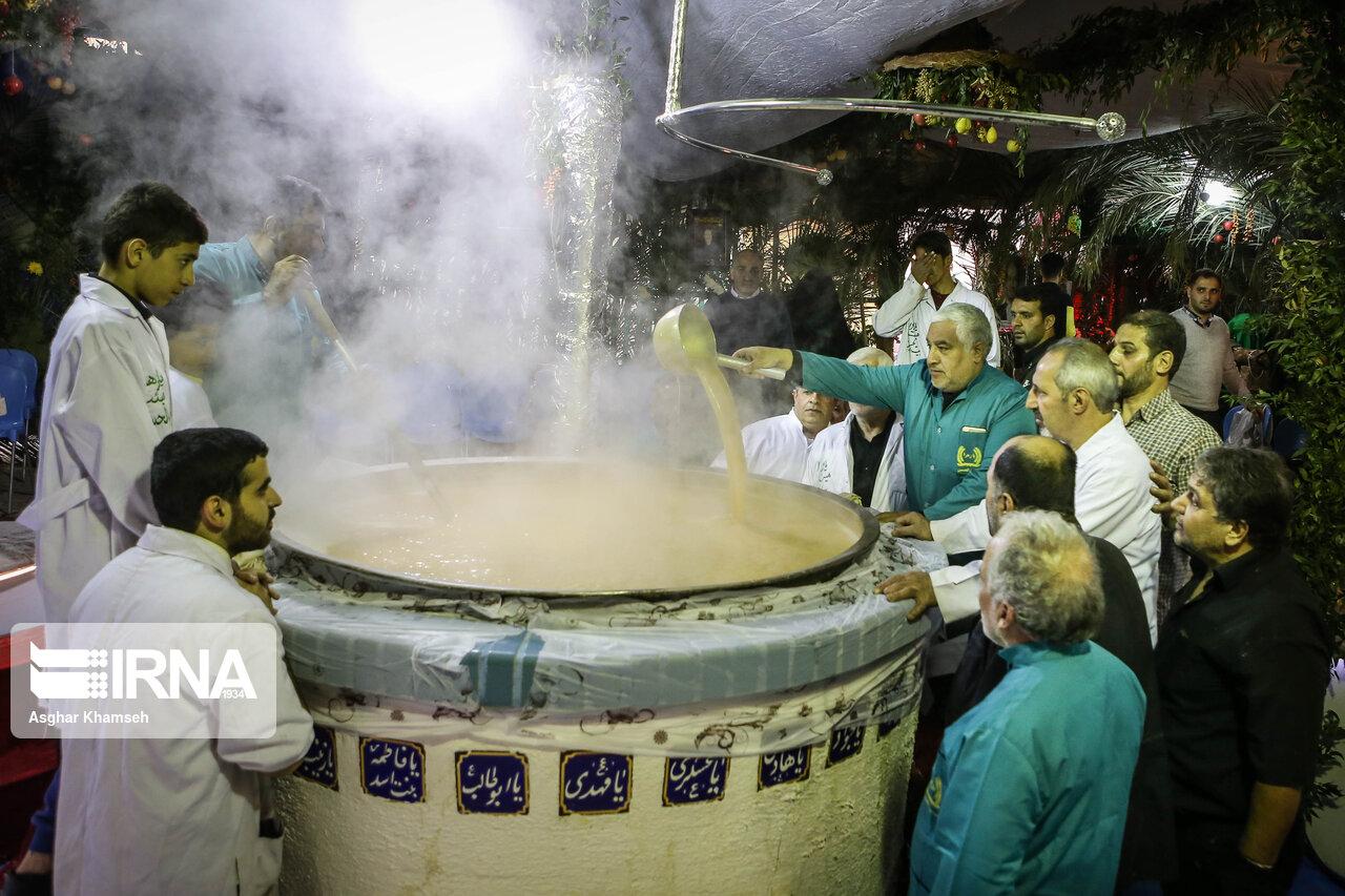 عکس دیدنی روز ایران : 16 آبان 1398