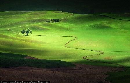 تصاویر شگفتیها و زیباییهای زمین؛ گوشه و کنار جهان از دید مسافران