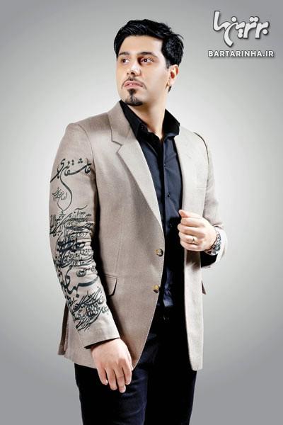 احسان خواجهامیری بهترین خواننده سال!