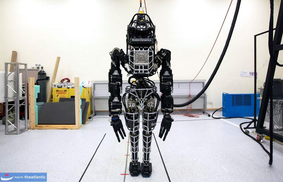 روباتهای شگفت انگیز در زندگی انسان