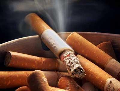 تأثیر ویتامین C در کاهش مضرات سیگار