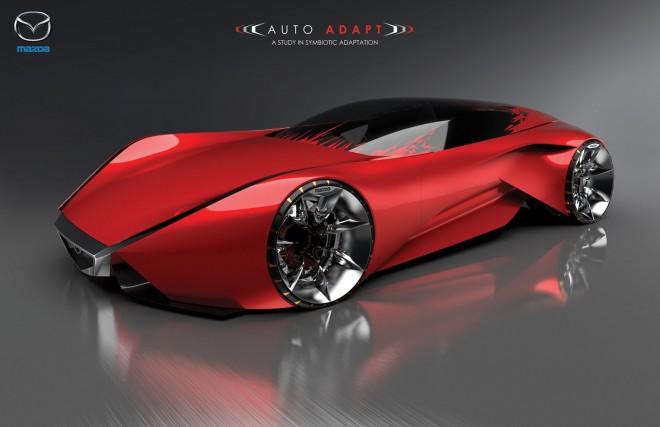 Mazda Furai Vehículos Supercars Hd Fondos De Pantalla: تصاویر هوش ربا: ماشینهای