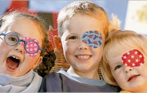 بیماری چشمی که در کمین کودکان است