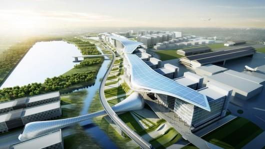 مجهزترین مرکز هوافضا در مالزی ساخته خواهد شد-تصاویر