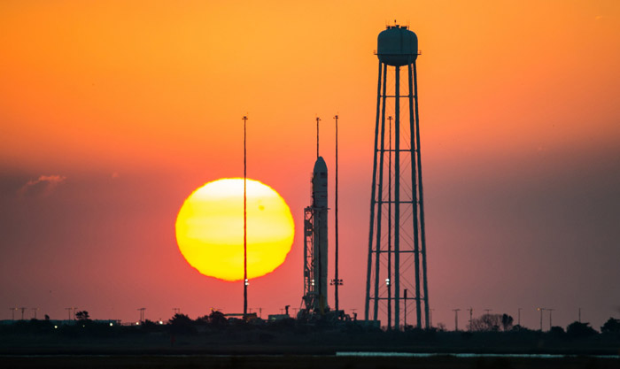 تراژدی فضایی؛ انفجار موشک آنتارس ناسا
