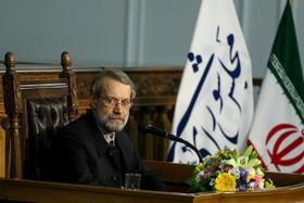 لاریجانی:با منابعجدید بهجنگتحریممیرویم