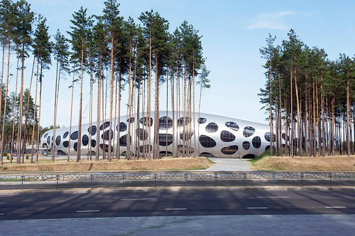 استادیوم فوتبال بوریسوف