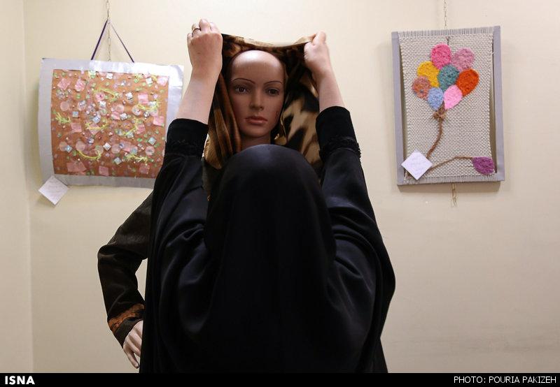 نمایشگاه مد و لباس زنان در همدان